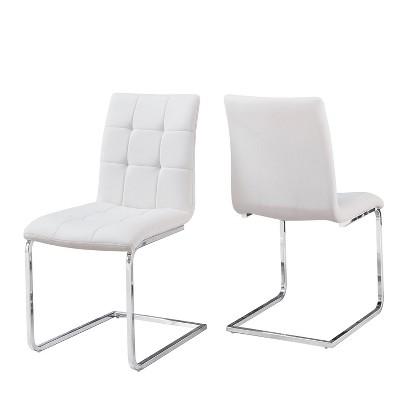 "Set of 2 18"" Escondido Side Chair - Steve Silver"