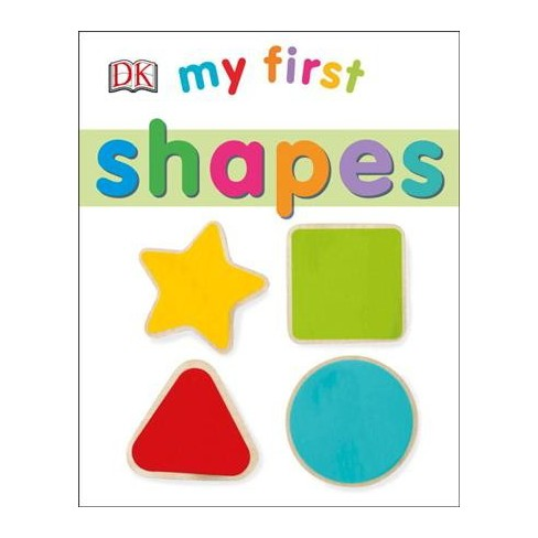 My First Shapes - (My First Books) (Board_book) - image 1 of 1