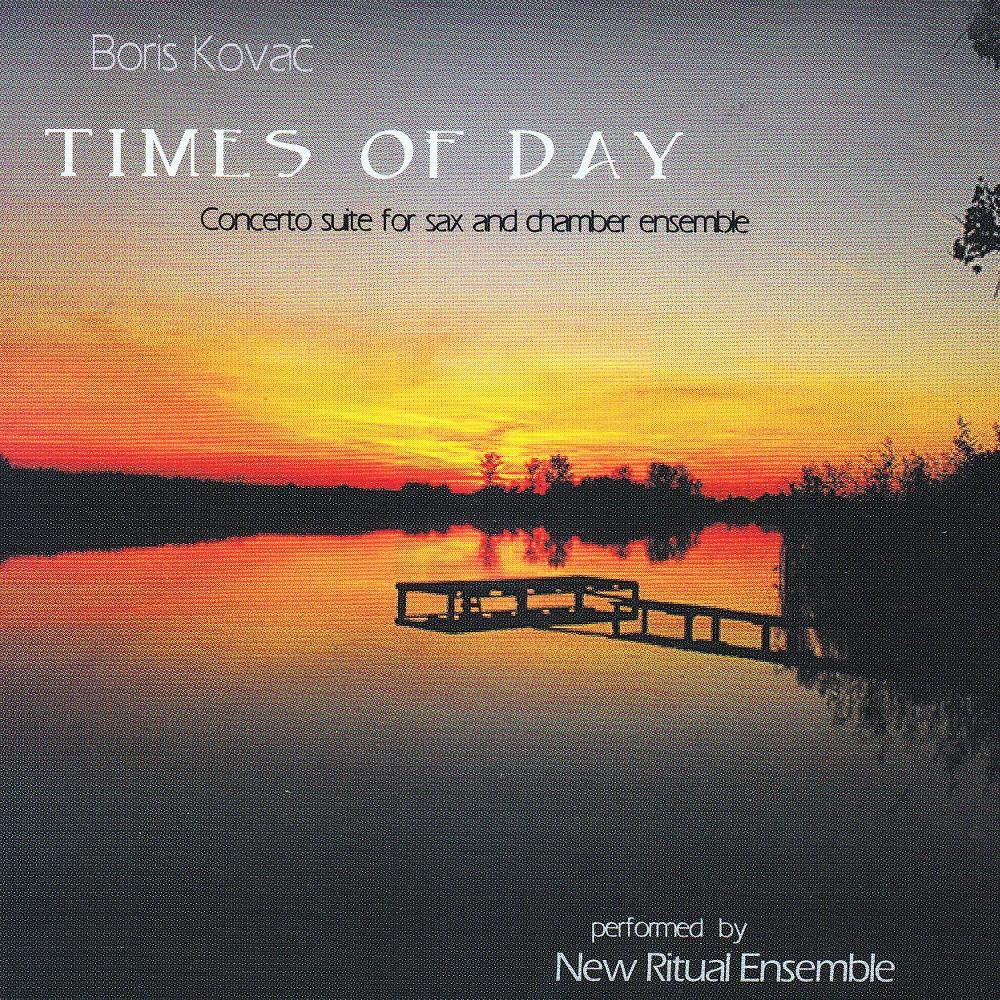 Boris Kovacs - Times Of Day (CD)