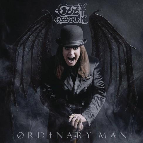 Ozzy Osbourne - Ordinary Man (CD) - image 1 of 1