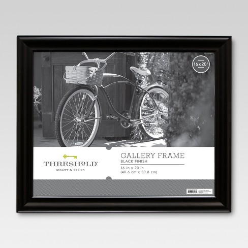 16x20 Picture Frame Black Threshold Target