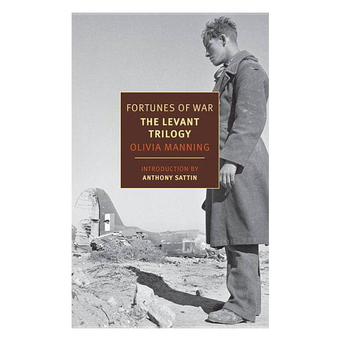 Fortunes of War: The Levant Trilogy - (New York Review Books Classics) by  Olivia Manning (Paperback) - image 1 of 1