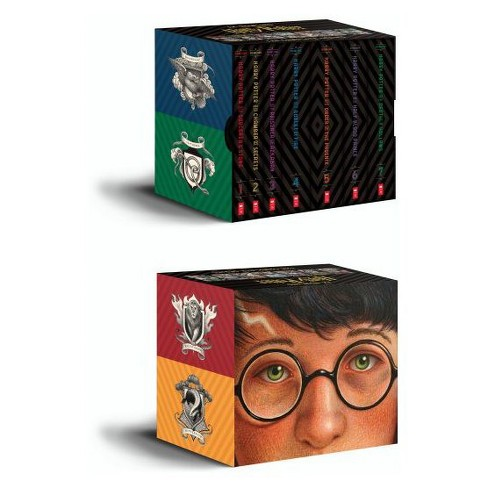 Harry Potter : The Complete Series -  Special (Harry Potter) by J. K. Rowling (Paperback) - image 1 of 1