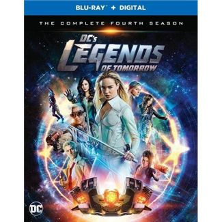 Dcs Legends Of Tomorrow: The Complete Fourth Season (Blu-ray)