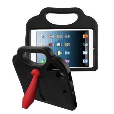"Valor Kids Drop-resistant Tie Rubber Cover Case For Apple iPad 9.7"" (2017)/9.7"" (2018)/Air/Air 2/Pro 9.7"" - Black"