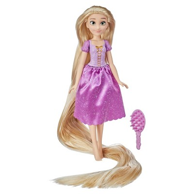 Disney Princess Longest Locks Rapunzel Fashion Doll
