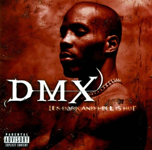 Dmx - Its dark & hell is hot (CD) - image 1 of 1