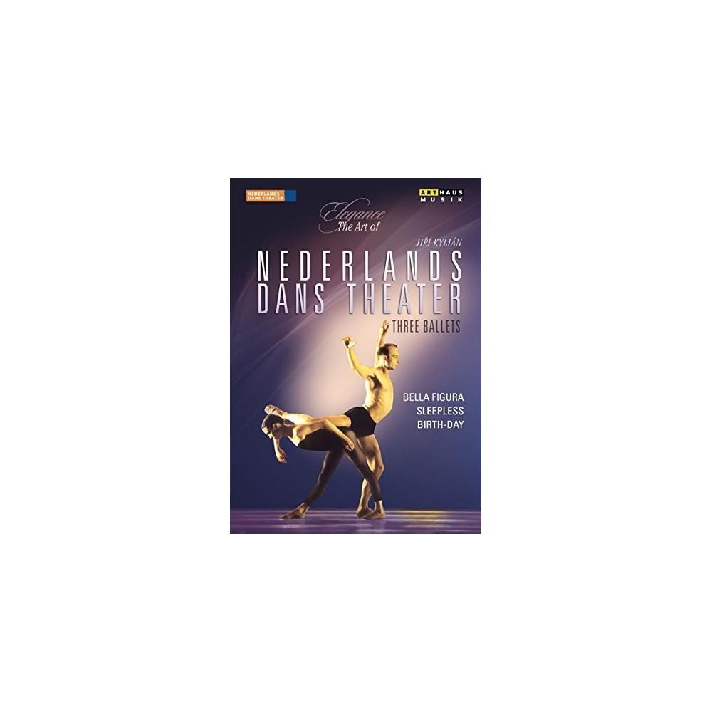 Three Ballets (Dvd), Movies