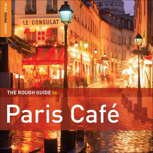 Various - Rough guide to paris cafe (2nd ed) (CD) - image 1 of 1