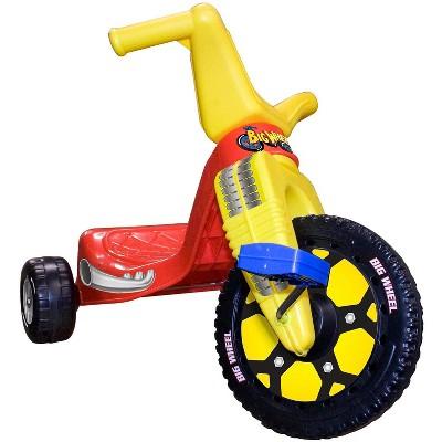 Alpha International Big Wheel Junior 9 Inch Ride-On Trike