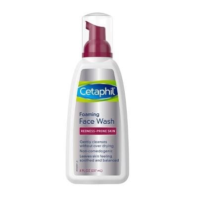 Cetaphil Redness Prone Skin Foaming Face Wash - 8 fl oz