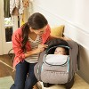 Brica SmartCover Infant Car Seat Cover Gray - image 2 of 4