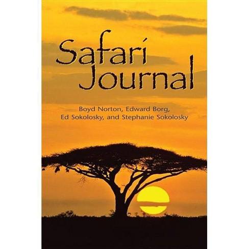 Safari Journal - by  Boyd Norton (Paperback) - image 1 of 1