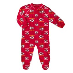 NFL Kansas City Chiefs Baby Boys' Blanket Sleeper
