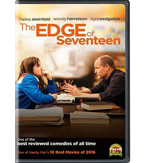 The Edge of Seventeen (DVD) - image 1 of 1