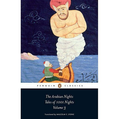 The Arabian Nights: Tales of 1,001 Nights - (Penguin Classics) by  Anonymous (Paperback) - image 1 of 1