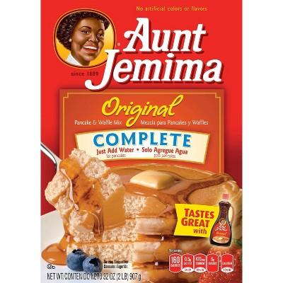 Aunt Jemima Original Complete Pancake & Waffle Mix - 2lb