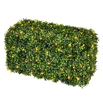 Vickerman Artificial Boxwood Hedge