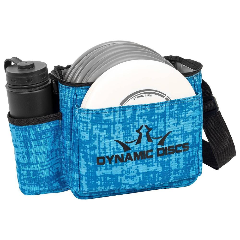 Dynamic Discs Cadet Disc Golf Bag - Genome Blue