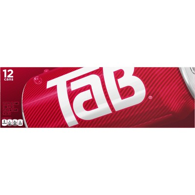 Tab Cola - 12pk/12 fl oz Cans