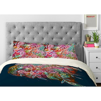 DENY Designs Stephanie Corfee Tail Feather Bedding Collection