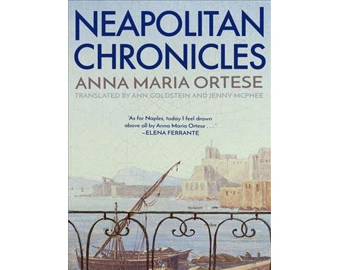 Neapolitan Chronicles -  by Anna Maria Ortese (Paperback) - image 1 of 1