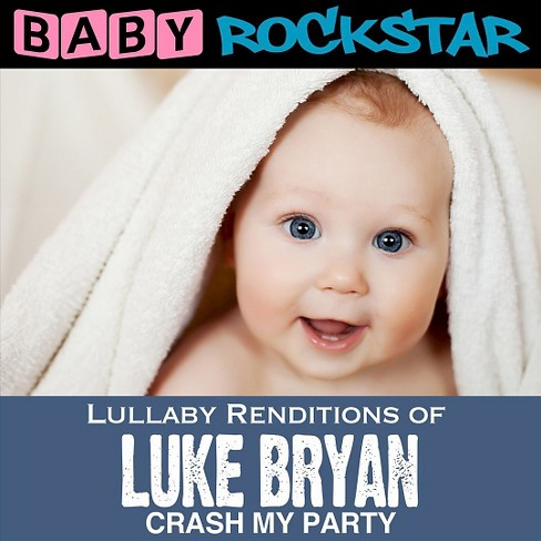 Baby rockstar - Lullaby renditions of luke bryan:Cras (CD) - image 1 of 2