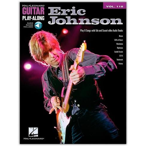 Hal Leonard Eric Johnson - Guitar Play-Along Volume 118 (Book/Online Audio) - image 1 of 1