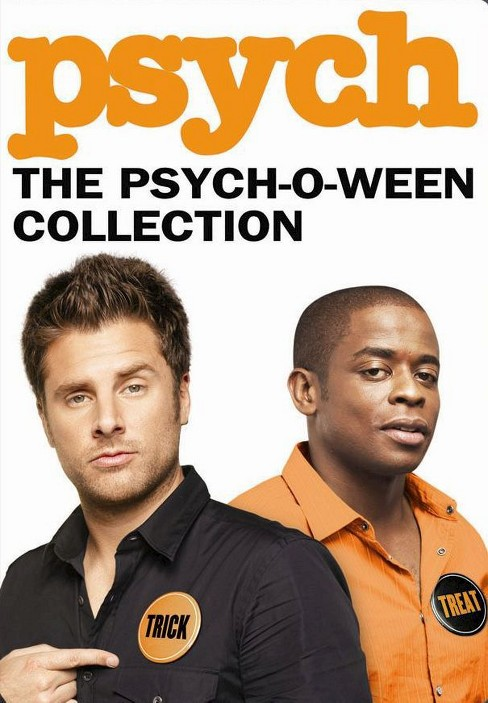Psych: The Psych-O-Ween Collection - image 1 of 1