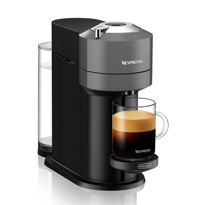 Nespresso Vertuo Next Coffee and Espresso Machine by De'Longhi - Gray