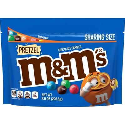M&M's Pretzel Sharing Size Chocolate Candies - 8oz