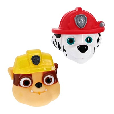 PAW Patrol Chase and Marshall Bath Squirters - 3pk
