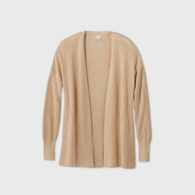 Women's Essential Open-Front Cardigan - A New Day™