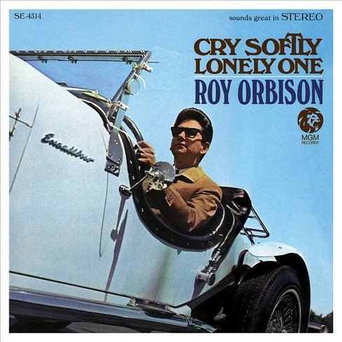 Roy orbison - Cry softly lonely one (CD) - image 1 of 1