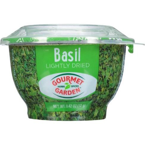 Gourmet Garden Lightly Dried Basil - 0.42oz - image 1 of 4