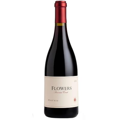 Flowers Pinot Noir Red Wine - 750ml Bottle