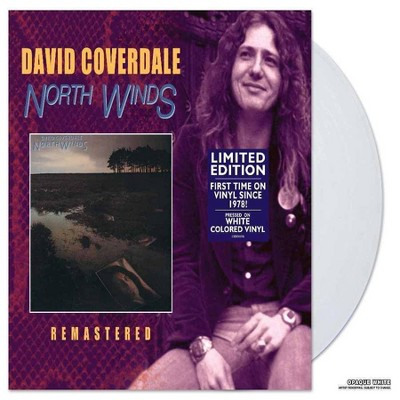 David Coverdale - North Winds (White LP) (Vinyl)
