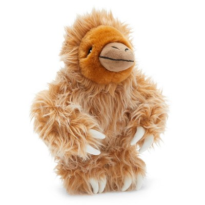 BARK Hairy Sloth Dog Toy - Gordon the Giant Sloth