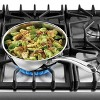 Cuisinart 3qt Stainless Steel Chef's Pan with Cover - image 4 of 4