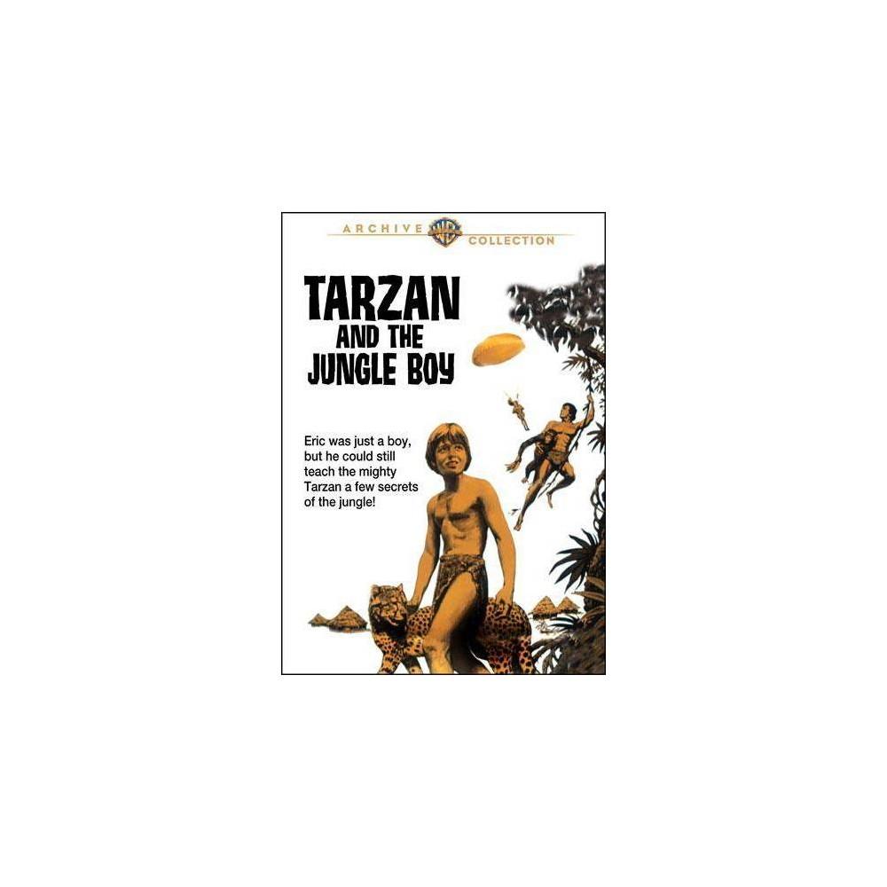 Tarzan And The Jungle Boy Dvd 2011