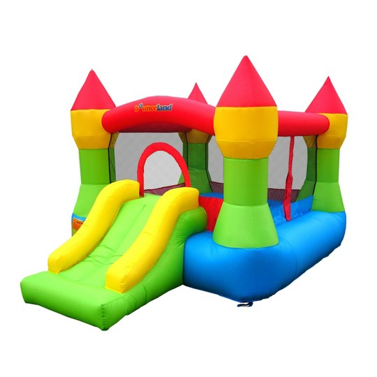 Bounceland Castle Bounce House, Adult Unisex image number null