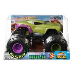 Hot Wheels Monster Trucks Hulk - 1:24 Scale Vehicle