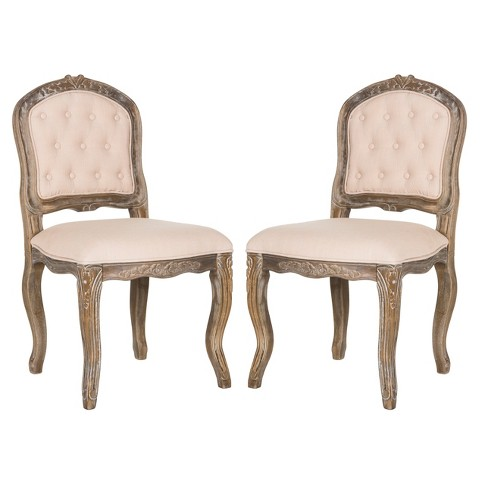 Eloise Dining Chair - (Set of 2) - Safavieh® - image 1 of 4