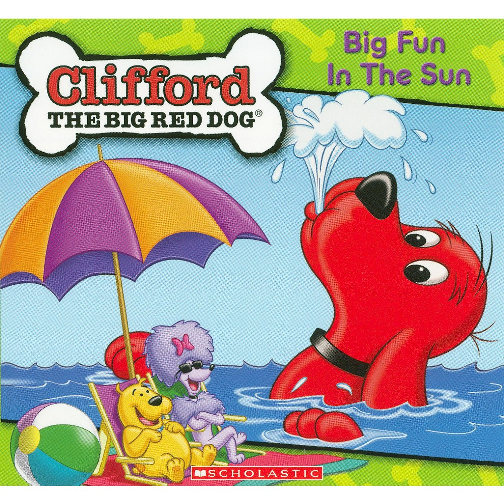 Clifford: Big Fun in the Sun [Red Handlebox Packaging]