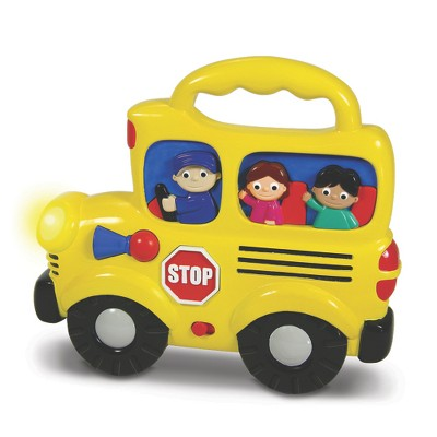 The Learning Journey  Early Learning Wheels On the Bus