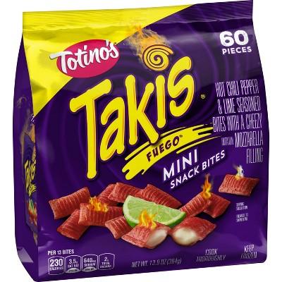 Totino's Takis Frozen Mini Snack Bites - 13.9oz