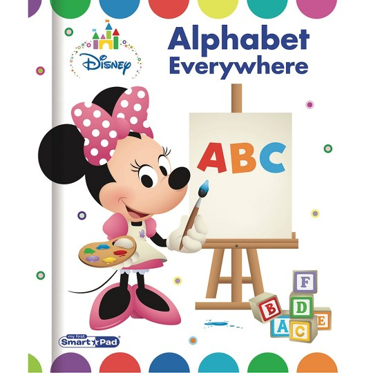 Disney Baby My First Smart Pad 8 Book Box Set image number null