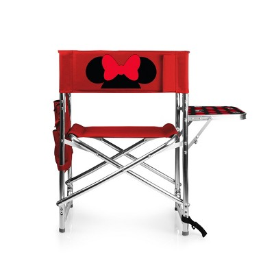 Exceptionnel Picnic Time Disney Minnie Mouse Folding Camping Sports Chair   Red : Target