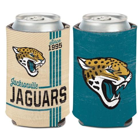 NFL Jacksonville Jaguars Retro Can Cooler - image 1 of 1
