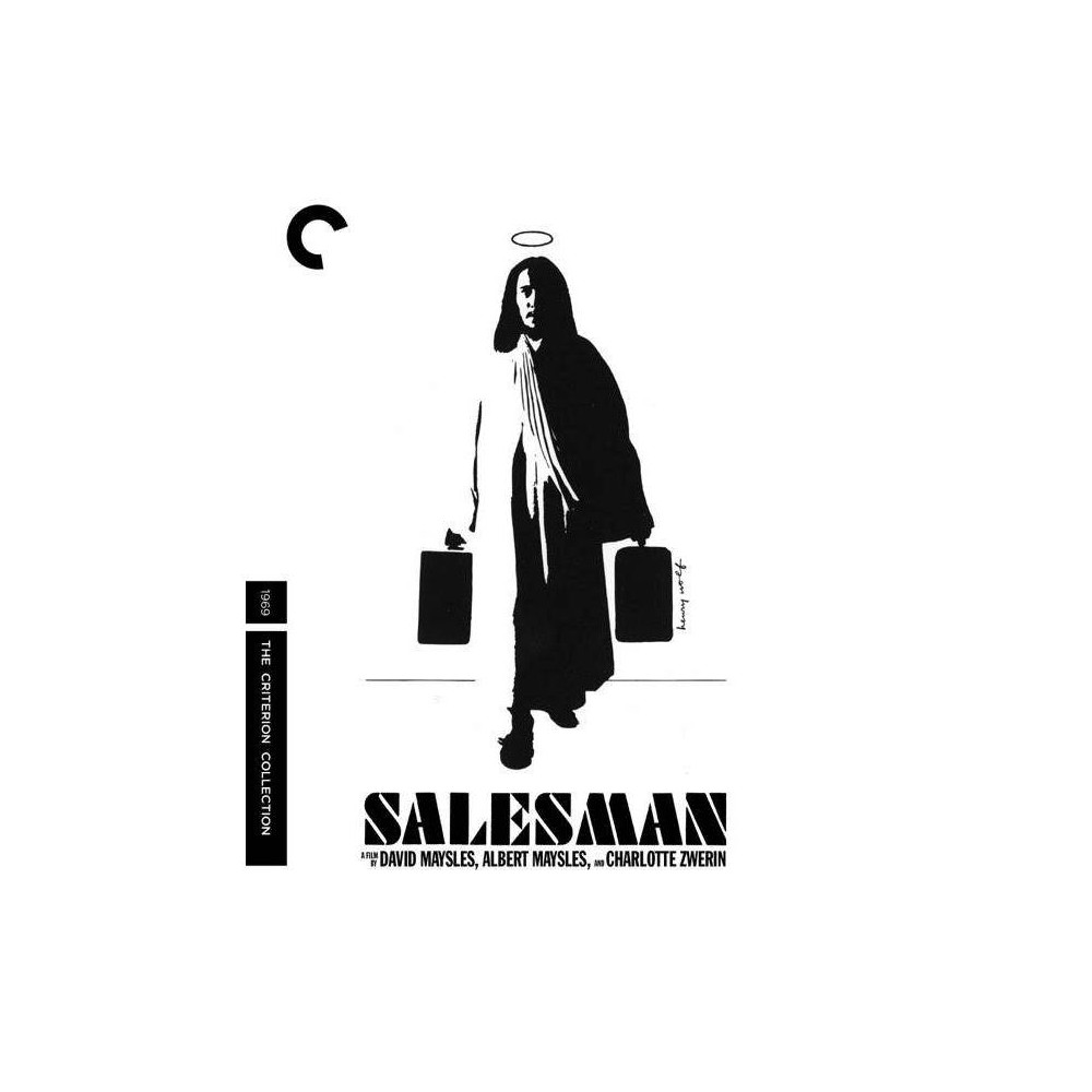 Salesman Blu Ray